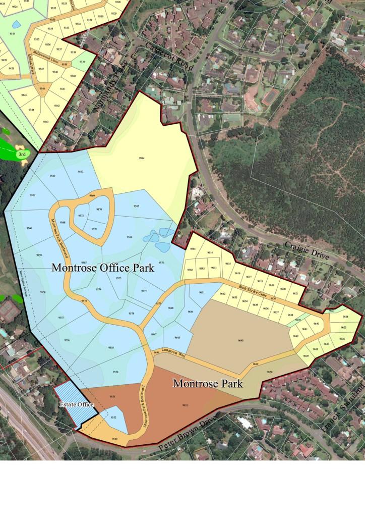 VCCE Estate Map 13082014